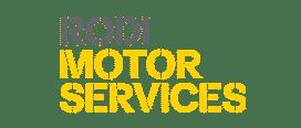 Logotipo de Rodi Motor Services